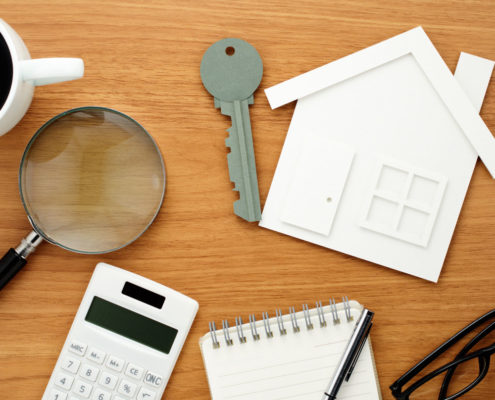 5 Things to do to make buying your first home EASY
